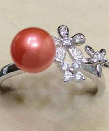 FLOWERS OF SPARKLE RING-0