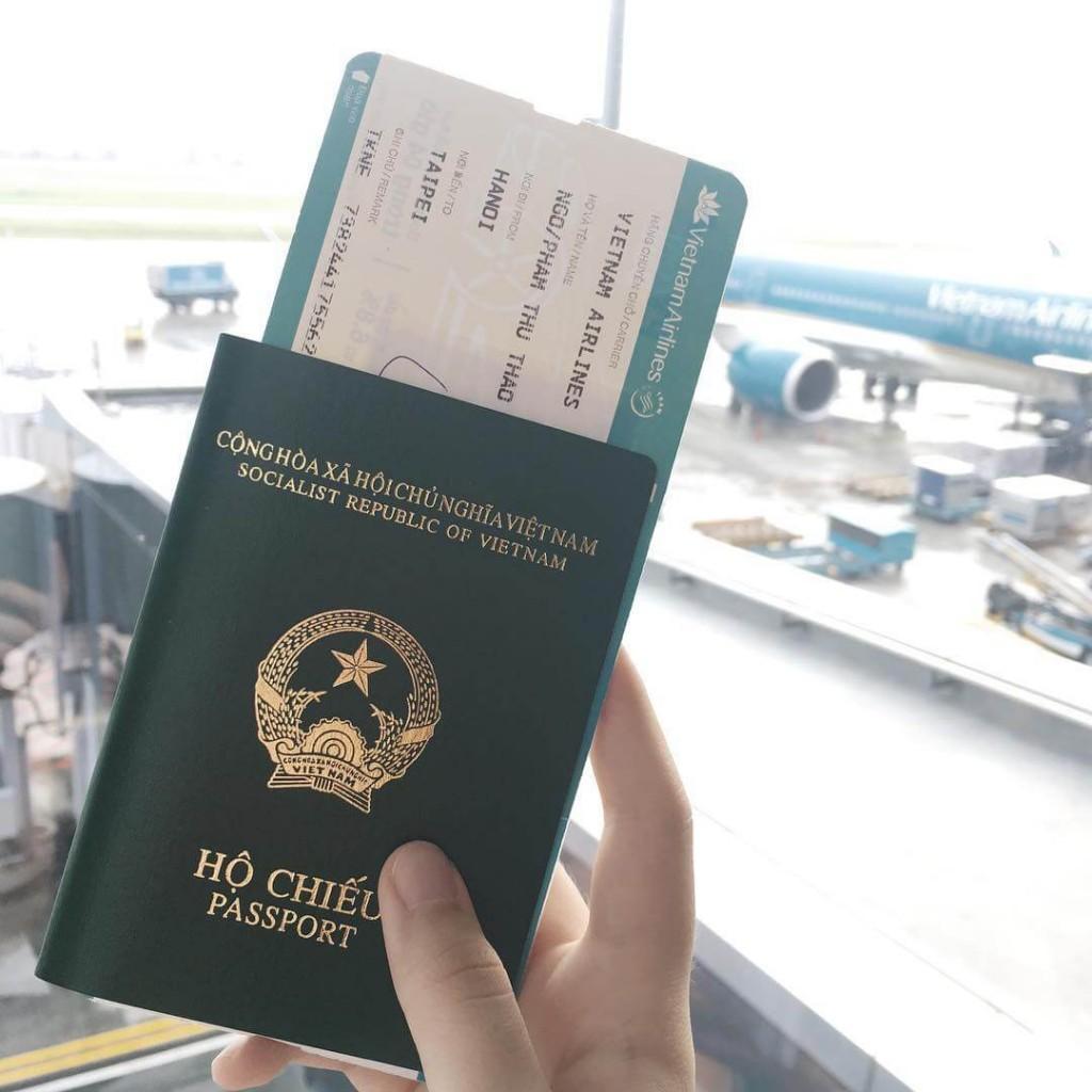 Trình tự thủ tục thực hiện việc gia hạn hộ chiếu mới nhất 2021
