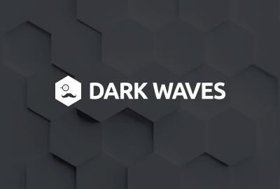 Logo de Dark Waves