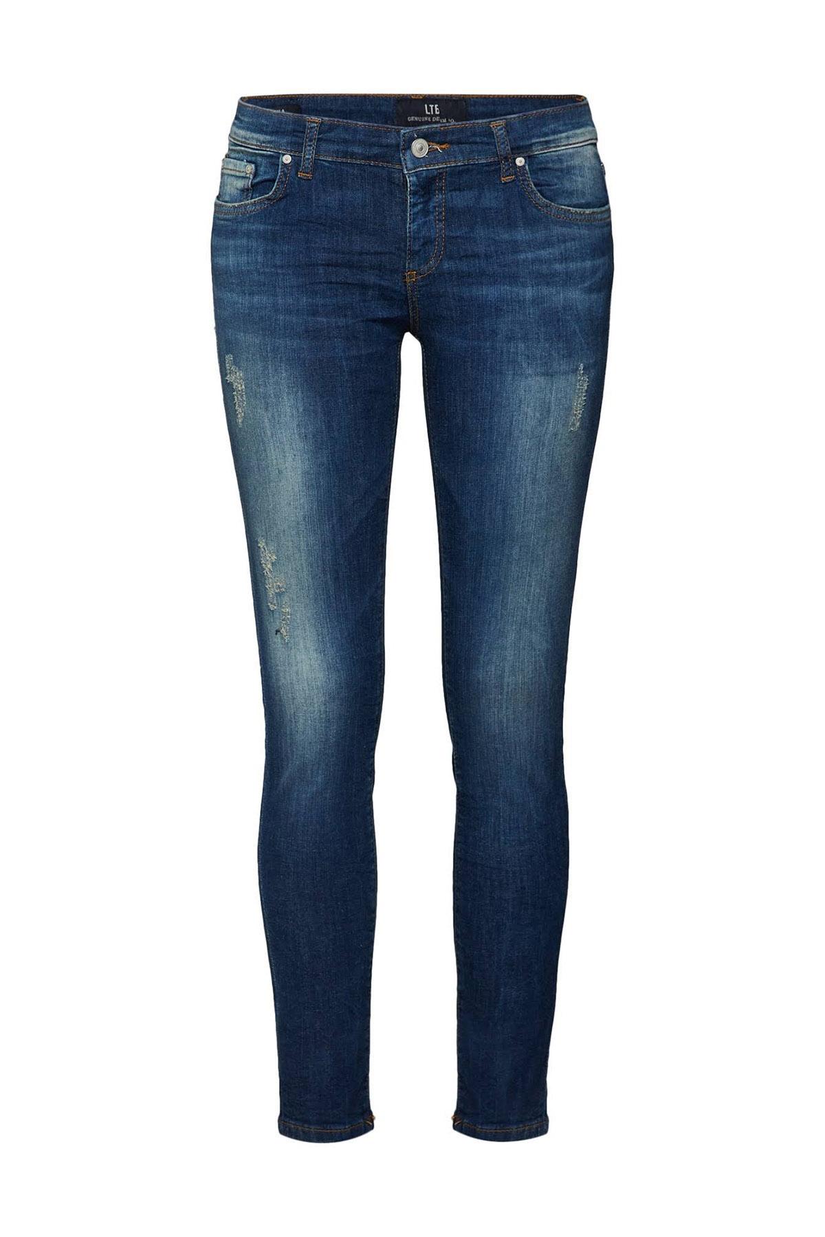 "Knöchellange Skinny Jeans ""Mina"" Fiona Wash"