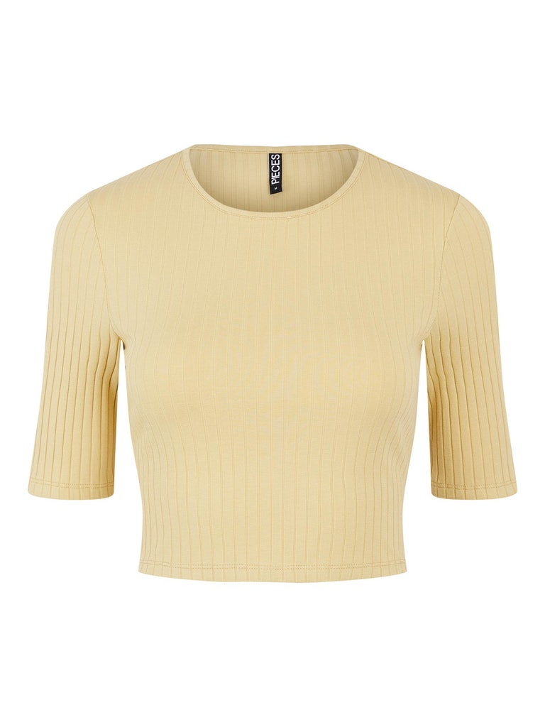 Cropped Top mit 3-4 Arm