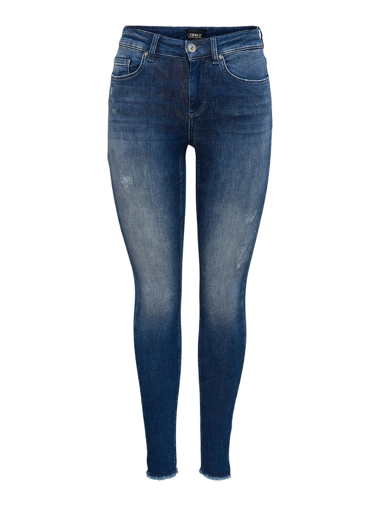 "Knöchellange Skinny Jeans ""Blush REA811"""