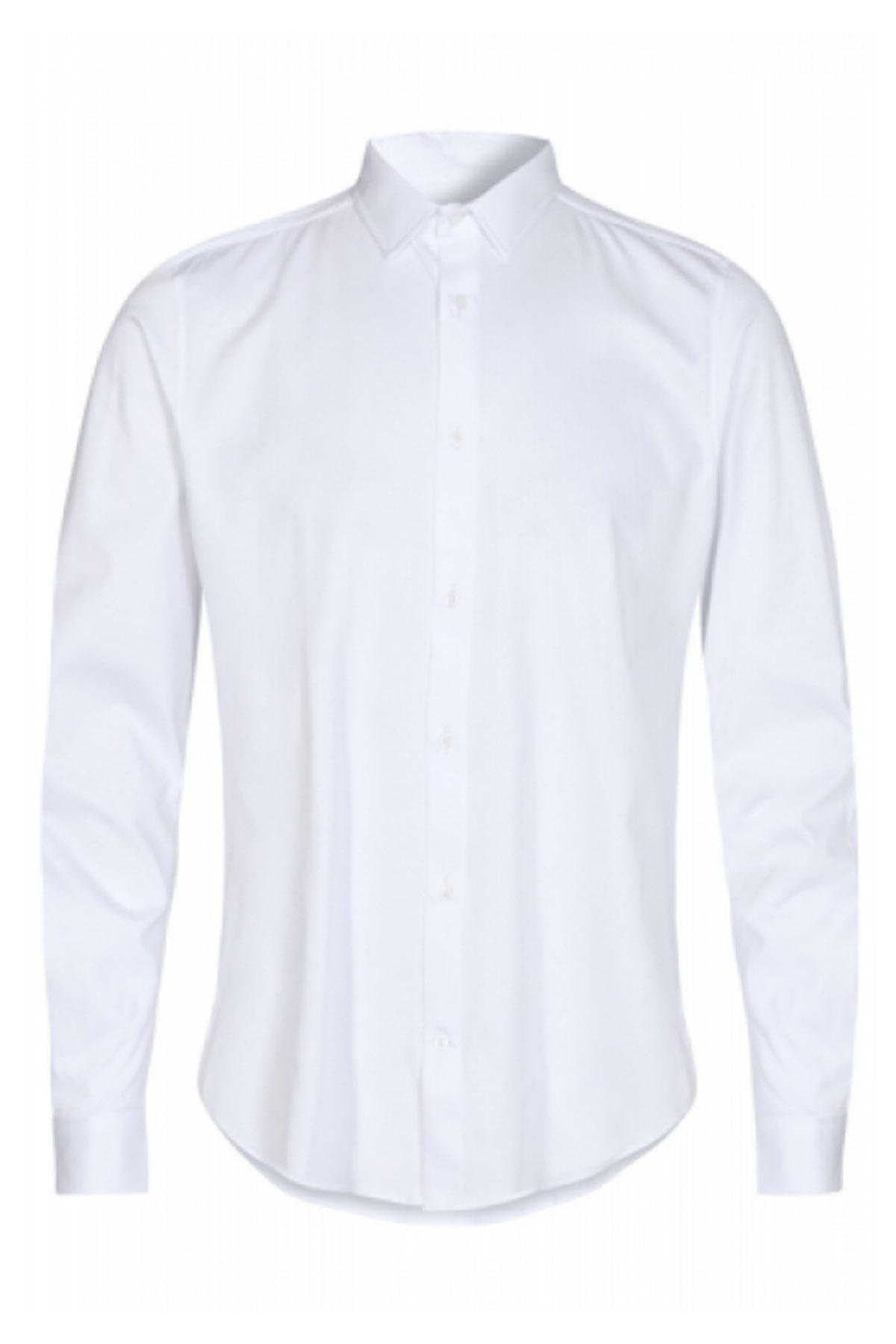 "Langarm Hemd aus Jersey ""Marco Crunch"""