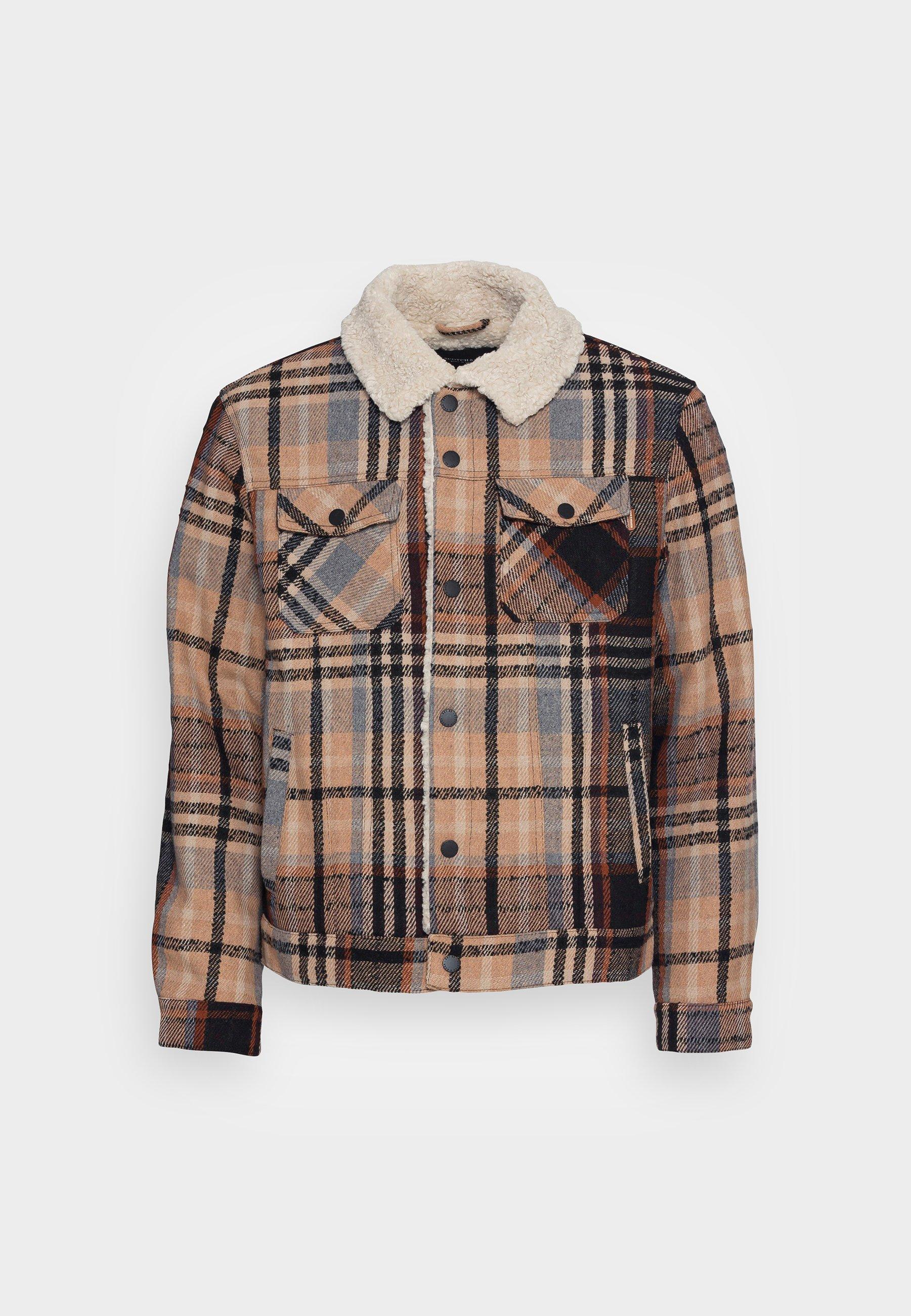 Sherpa Wool Jacket