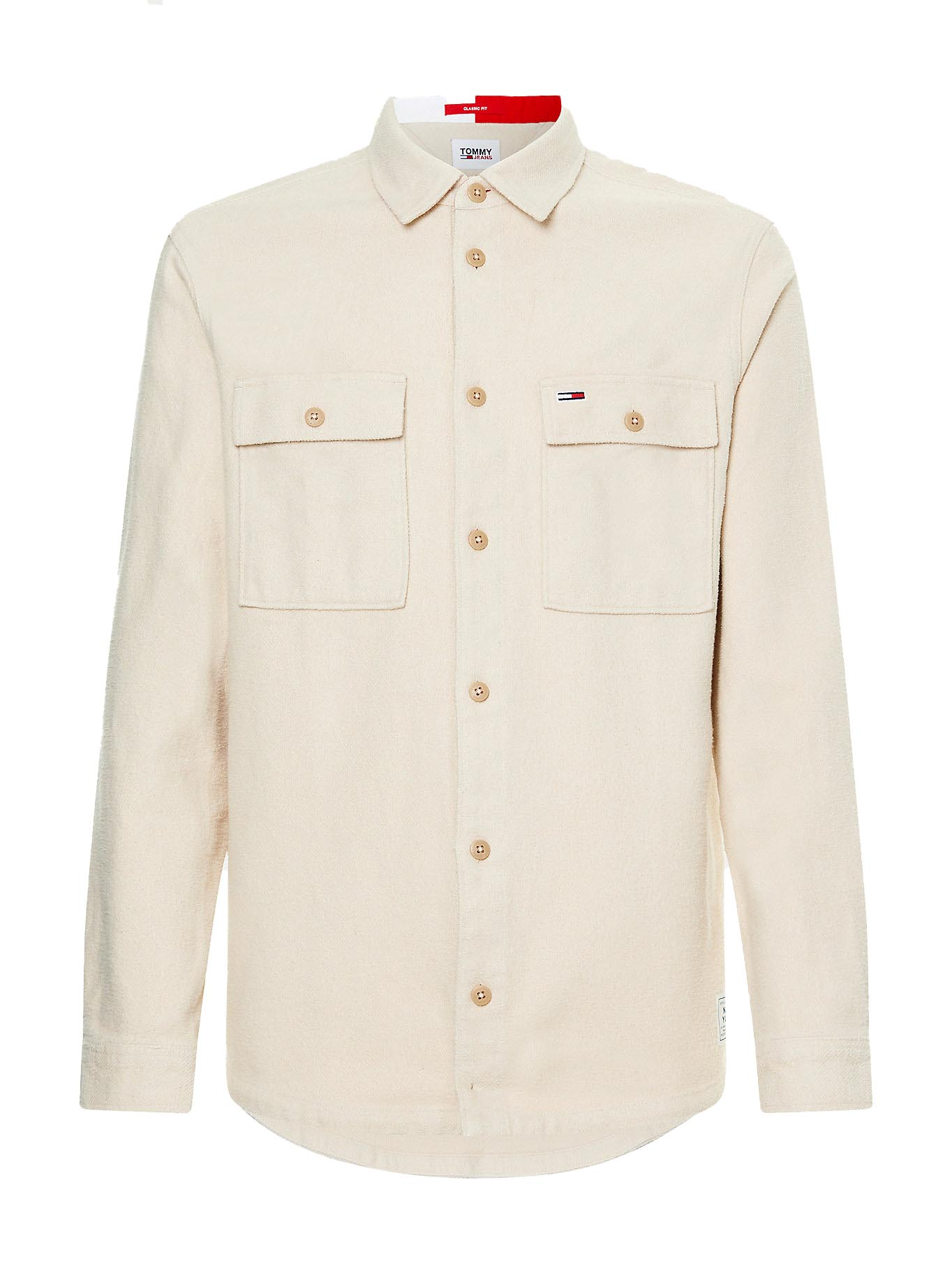 Soft Overshirt