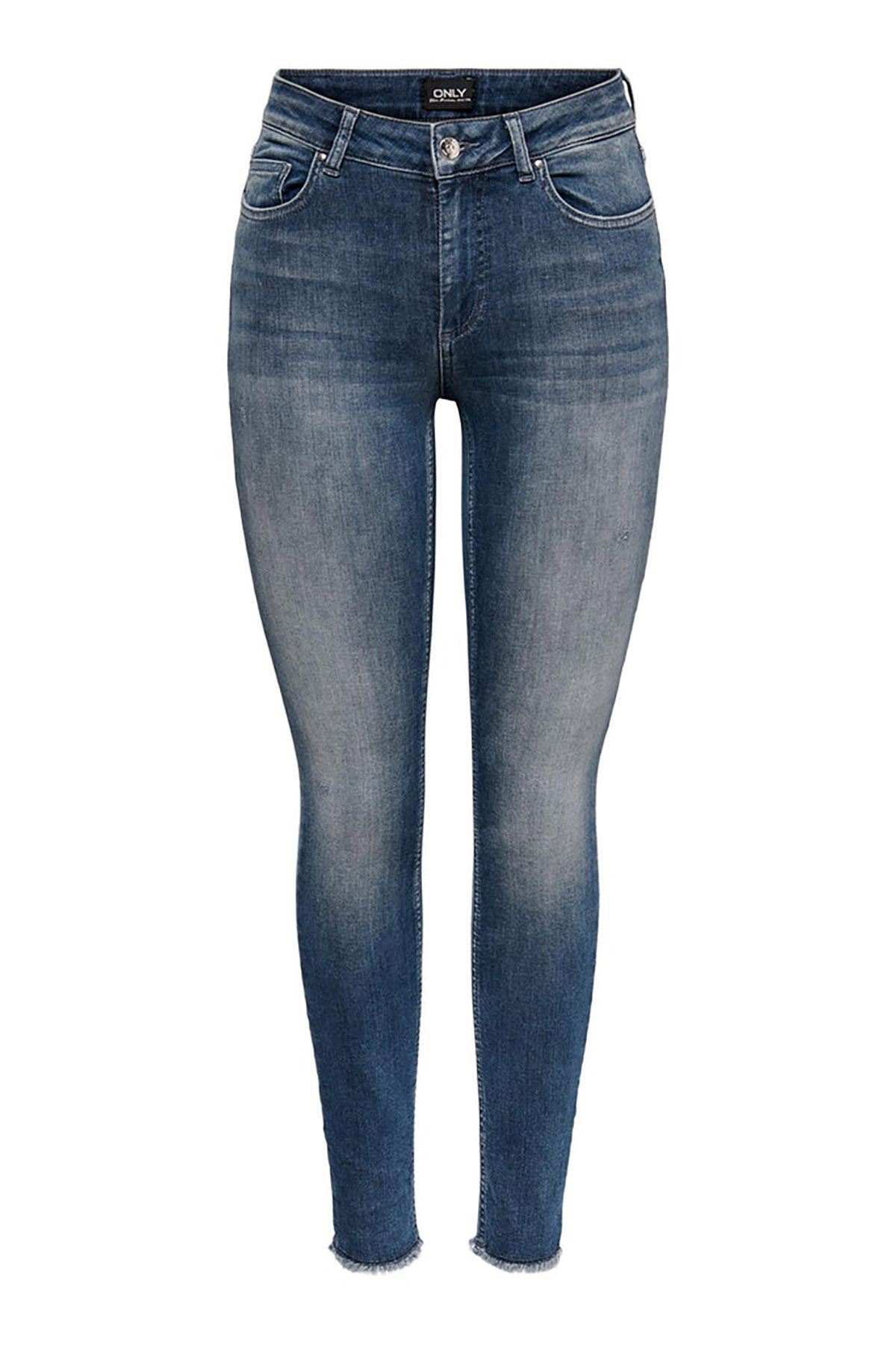 "Knöchellange Skinny Jeans ""Blush"""