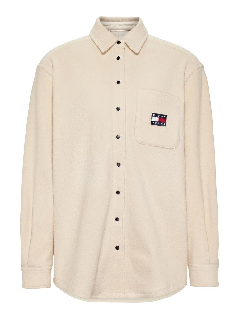 Polar Fleece Badge Shirt
