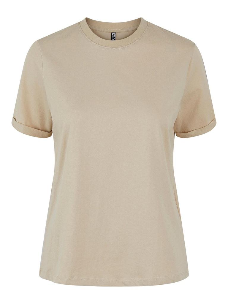 Basic Shirt aus Bio-Baumwolle