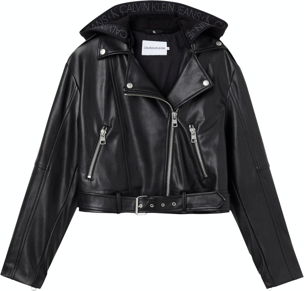 Biker Vegan Leather Jacket