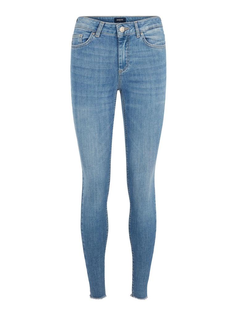 "Knöchellange Slim Fit Jeans ""Delly"""