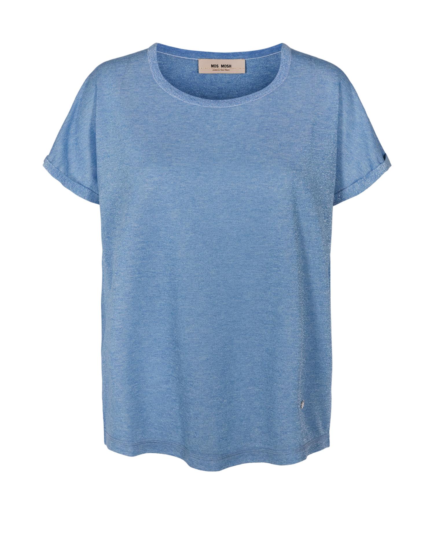 """Lockeres Viskose T-Shirt mit Lurex """"Kay Tee"""""""