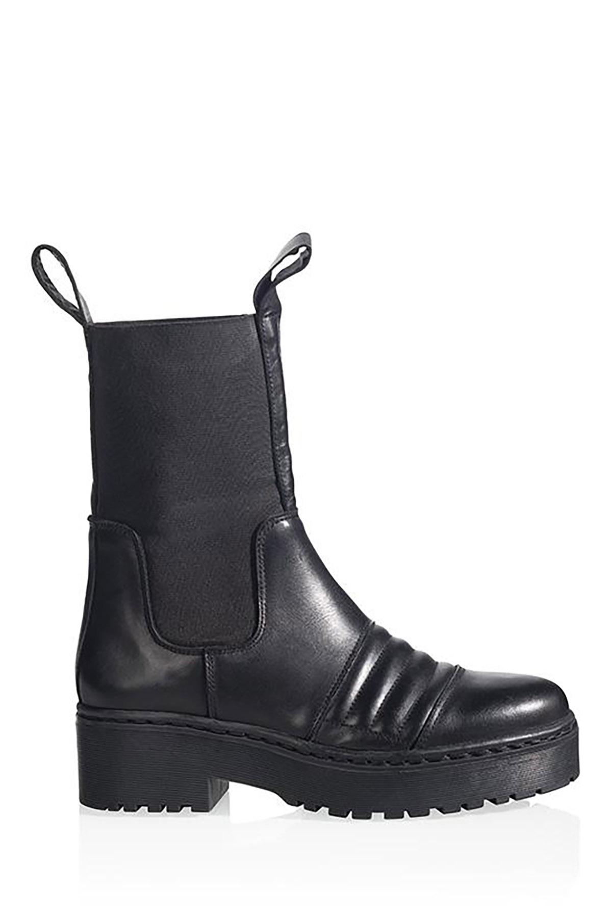 """Leder-Boot """"Boston"""""""