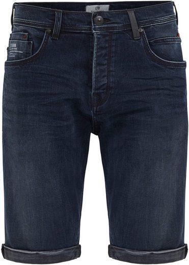 "Denim Shorts ""Corvin Ebony Wash2"