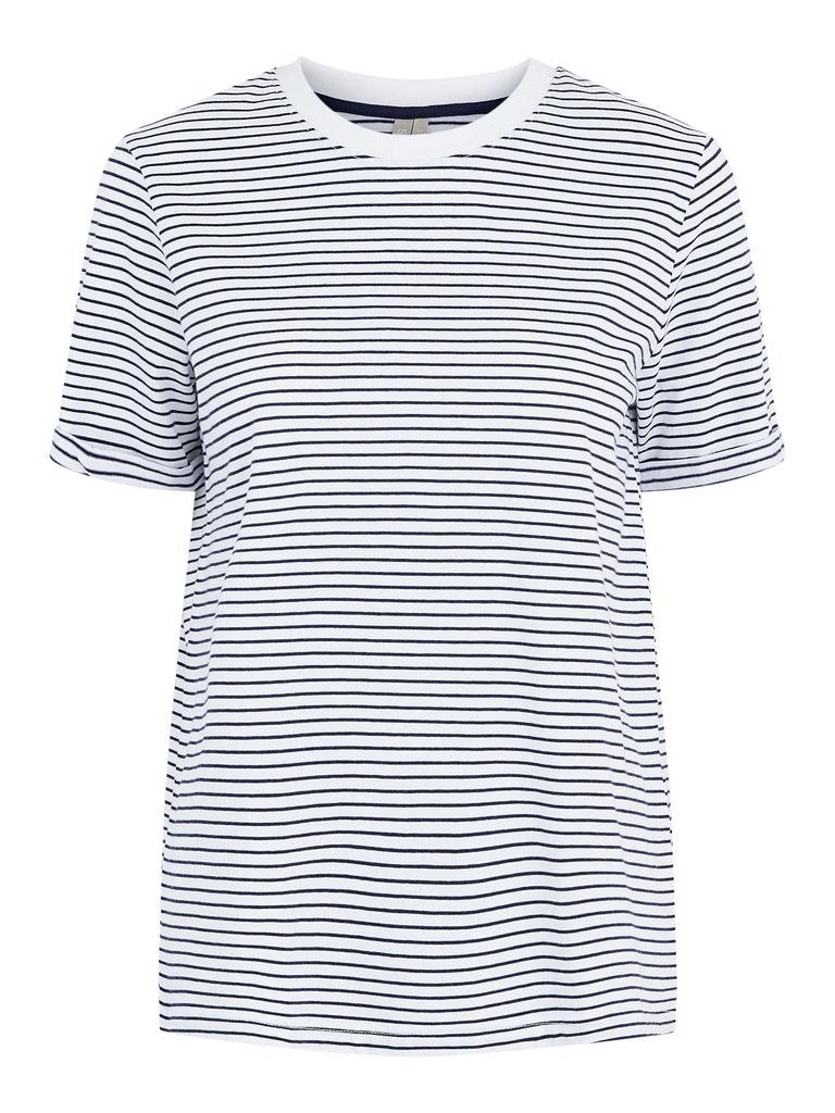 """Gestreiftes T-Shirt aus Bio-Baumwolle """"RIA"""""""