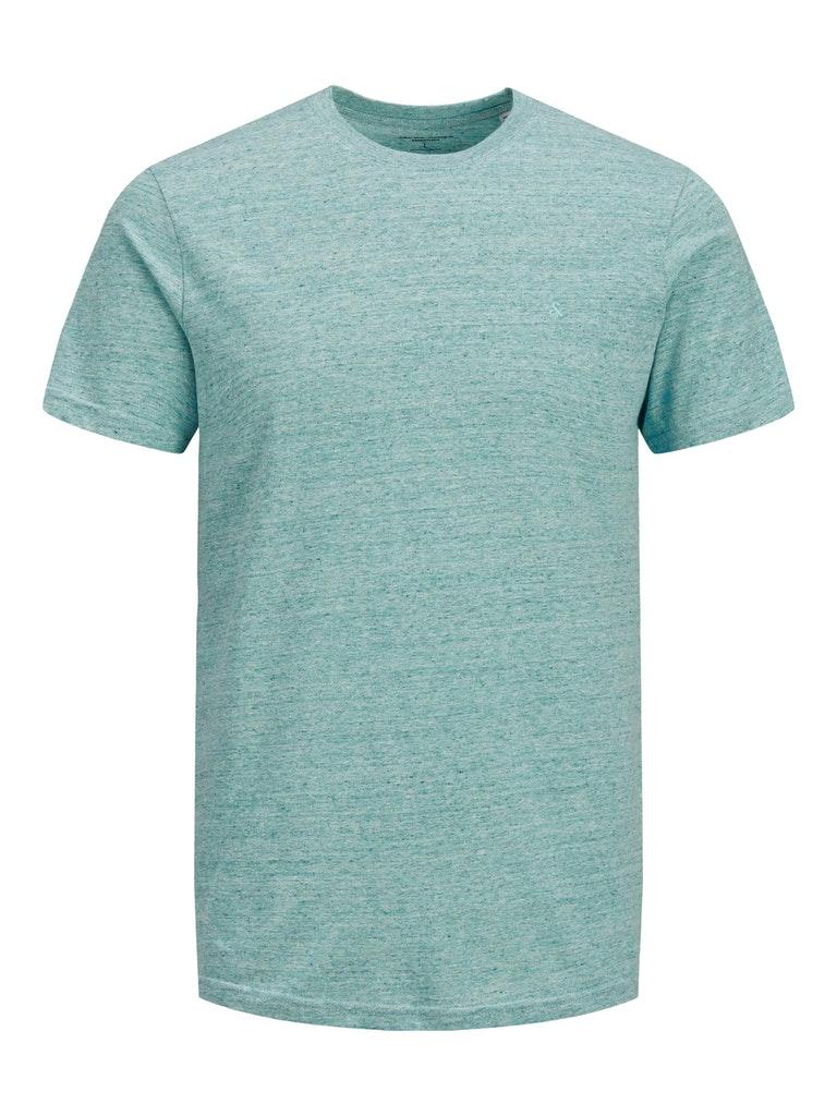 Slim Fit Melange T-Shirt