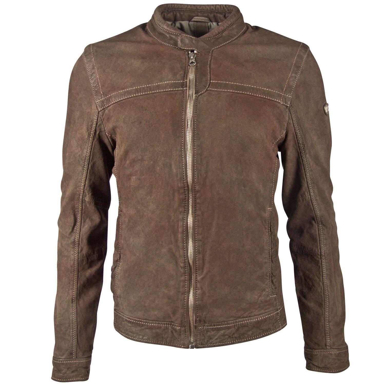 "Leather Jacket ""Ryker"""