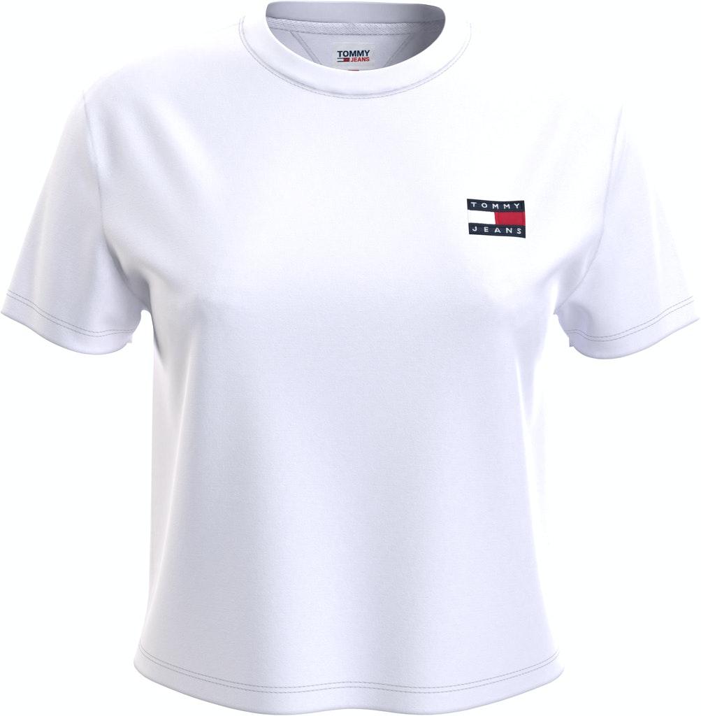 TH Cropped Logo T-Shirt