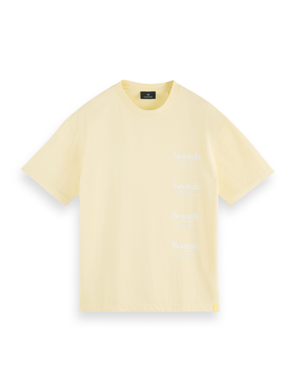 Relaxed Organic Cotton Shirt