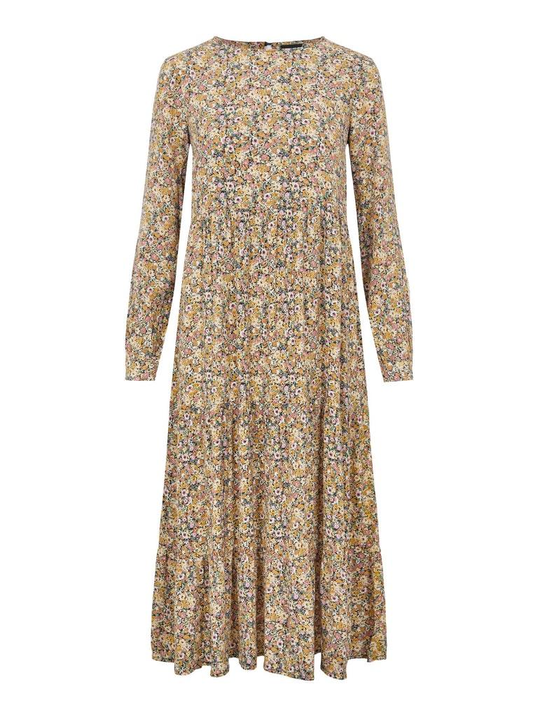 Kleid mit all-over-print