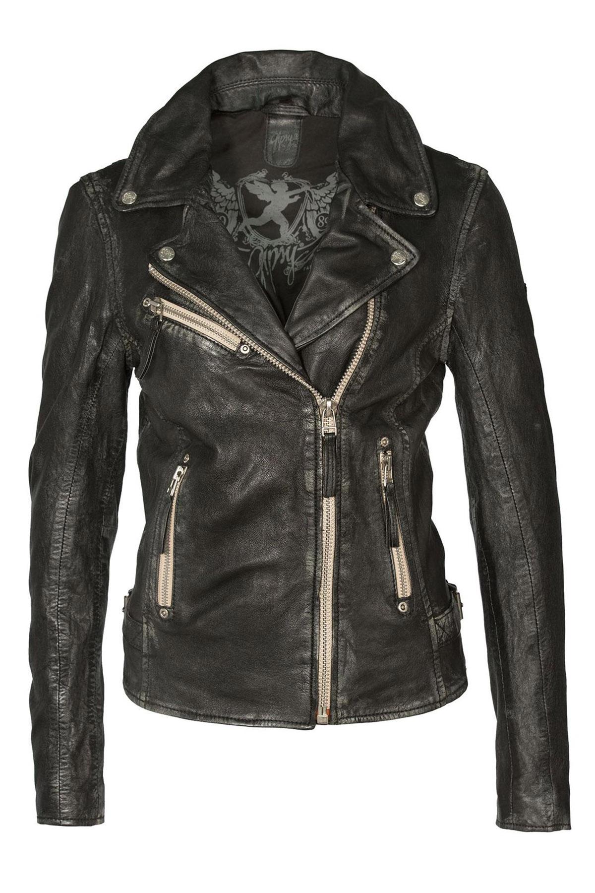 """Leather Jacket """"PGG"""""""