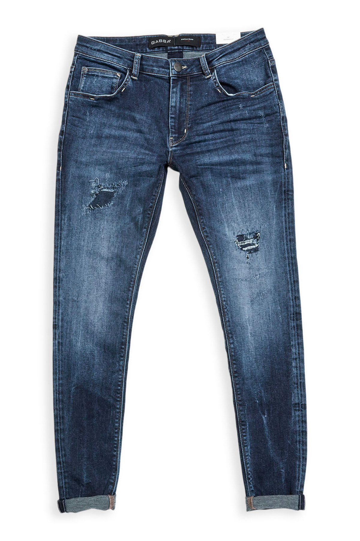 "Skinny Fit Jeans ""Iki"""