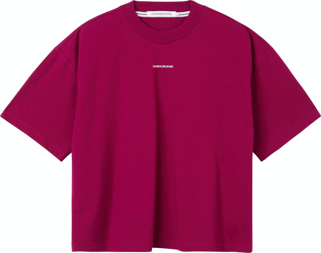 Boyfriend T-Shirt aus Bio-Baumwolle