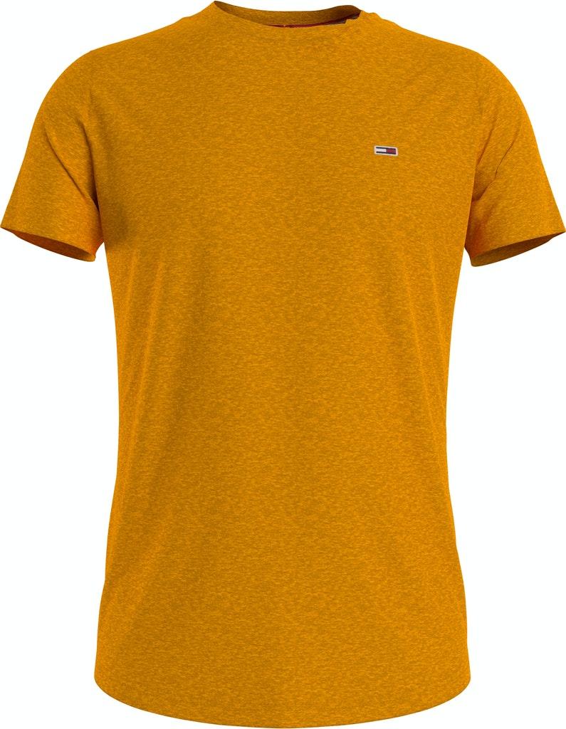 """Meliertes Rundhals T-Shirt """"Essential"""""""