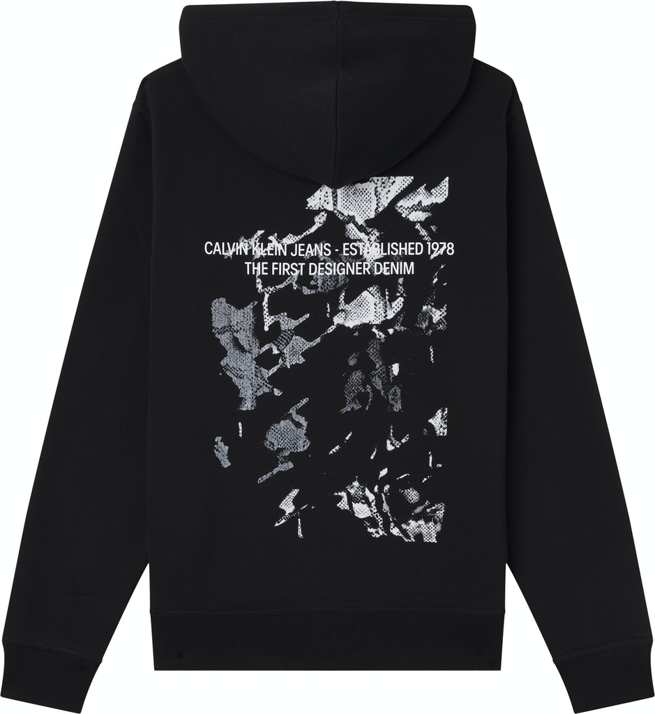 Reptile Graphic Hoodie