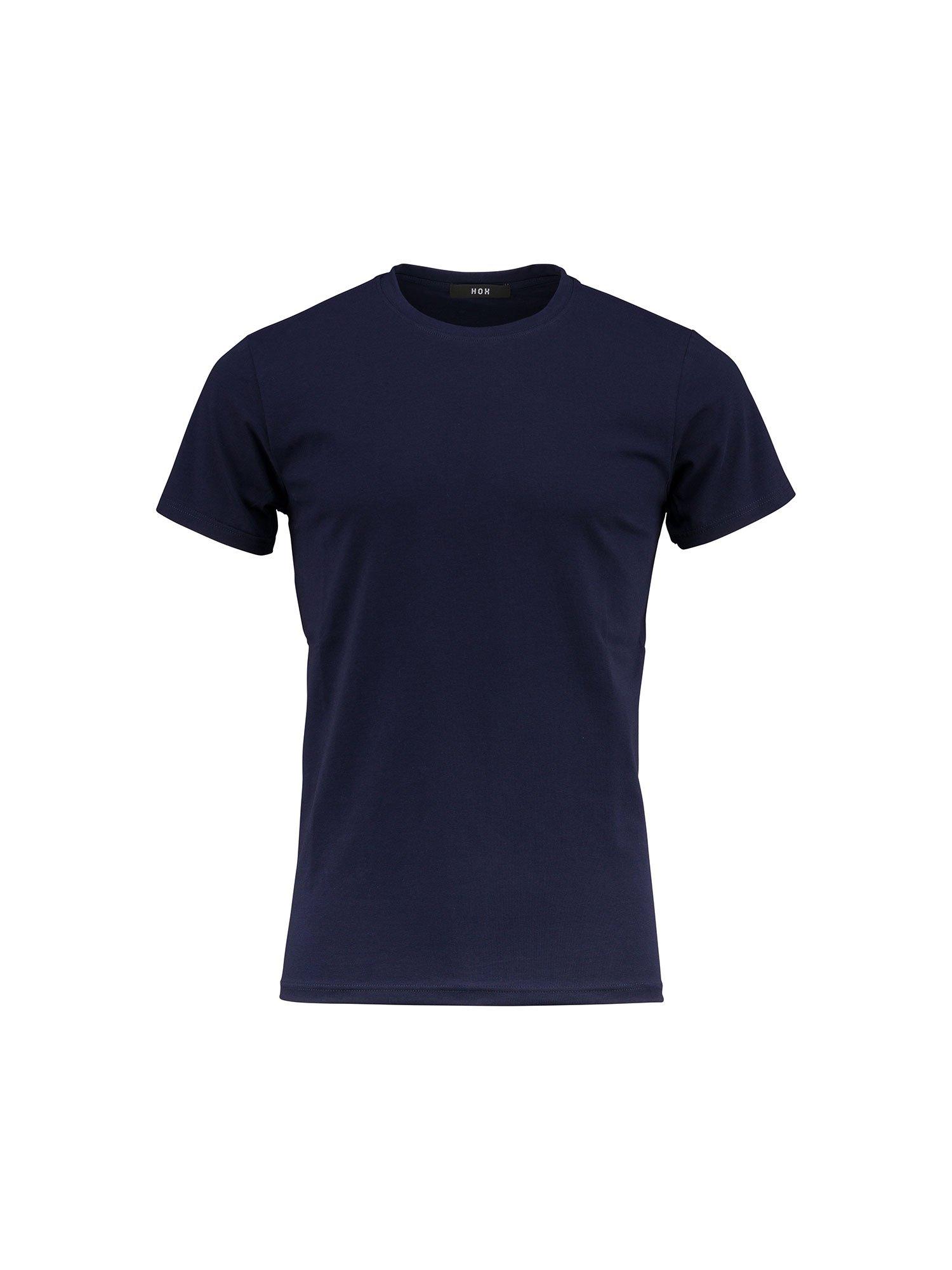 Baumwoll-Basic T-Shirt
