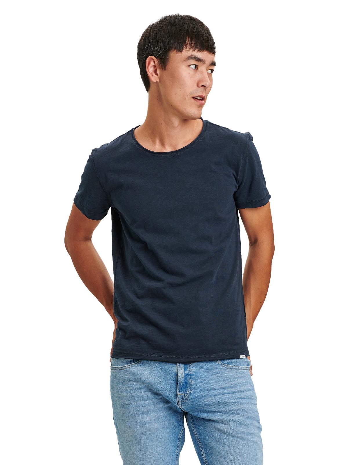 T-Shirt Konrad Straight Slub