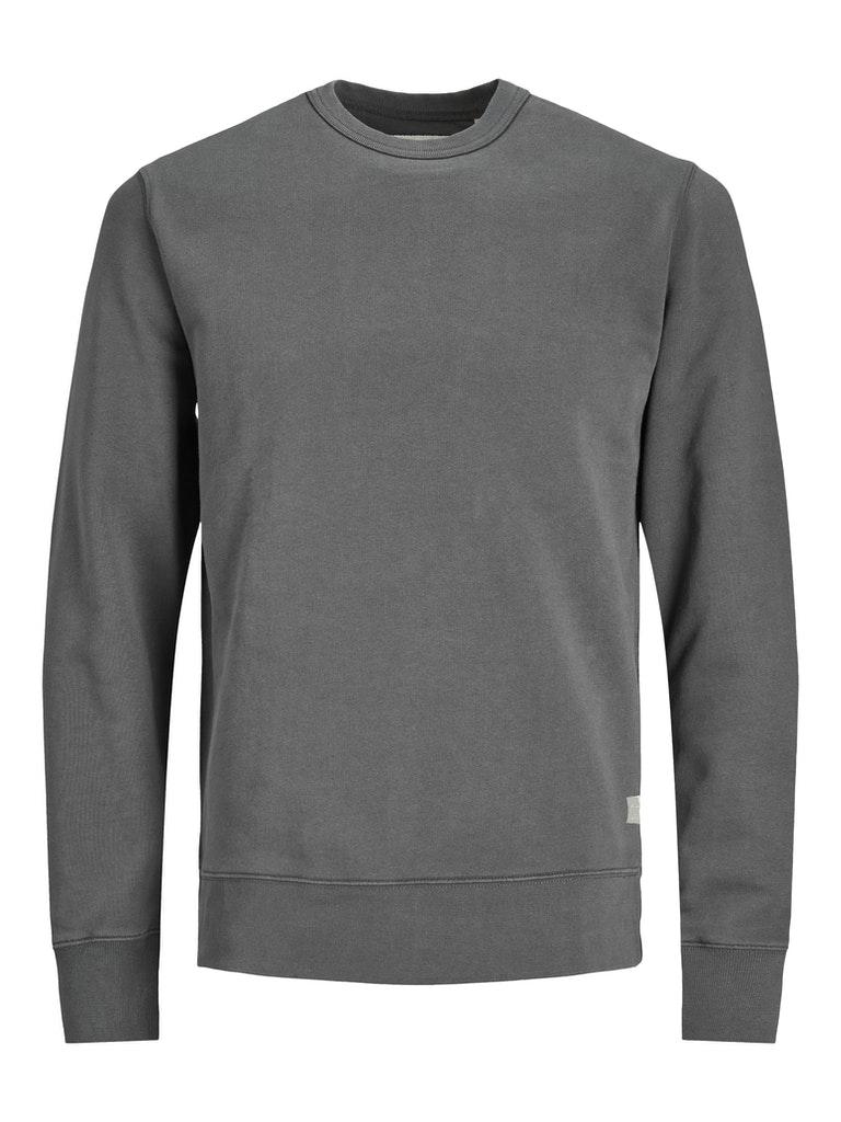 Basic Sweatshirt aus Bio-Baumwolle
