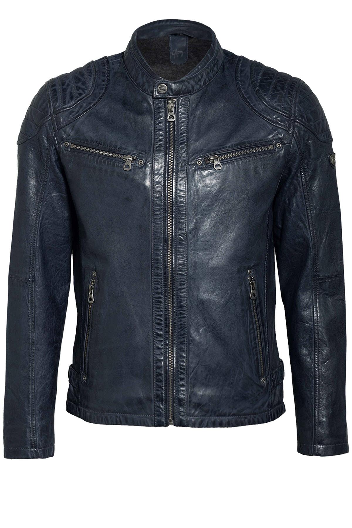 """Leather Jacket """"Beat"""""""