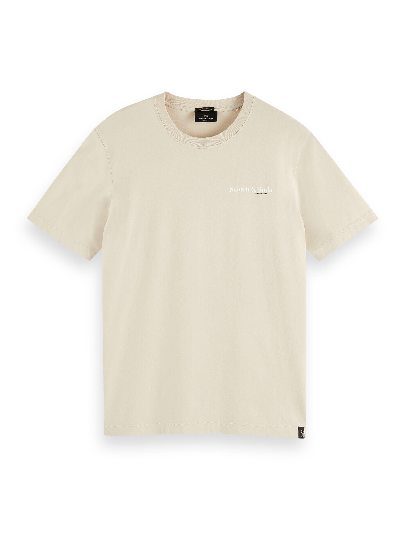 Basic T-Shirt aus Bio-Baumwolle