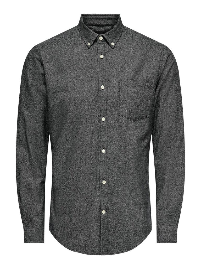 Button Down Hemd