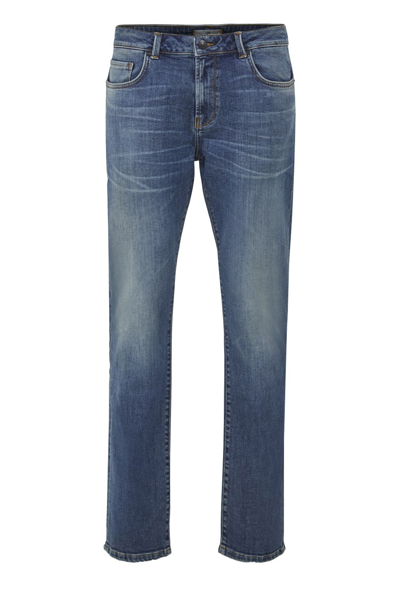 """Straight Fit Jeans """"Hollywood"""" Z Altair Wash"""