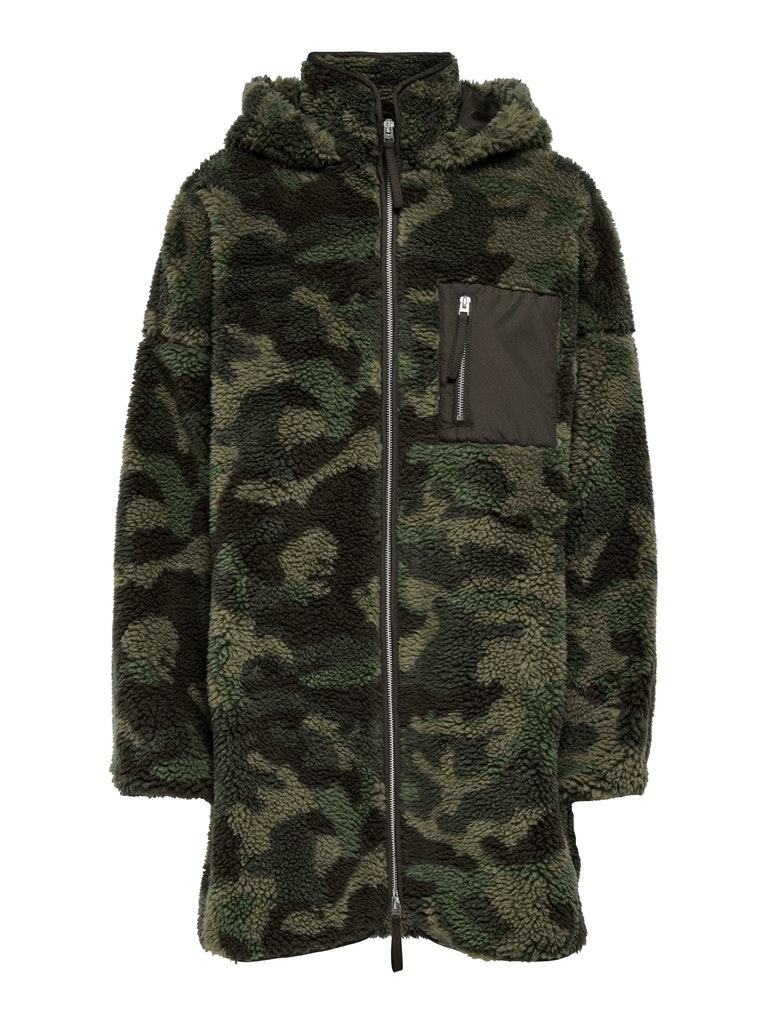 Sascha Sherpa Jacket
