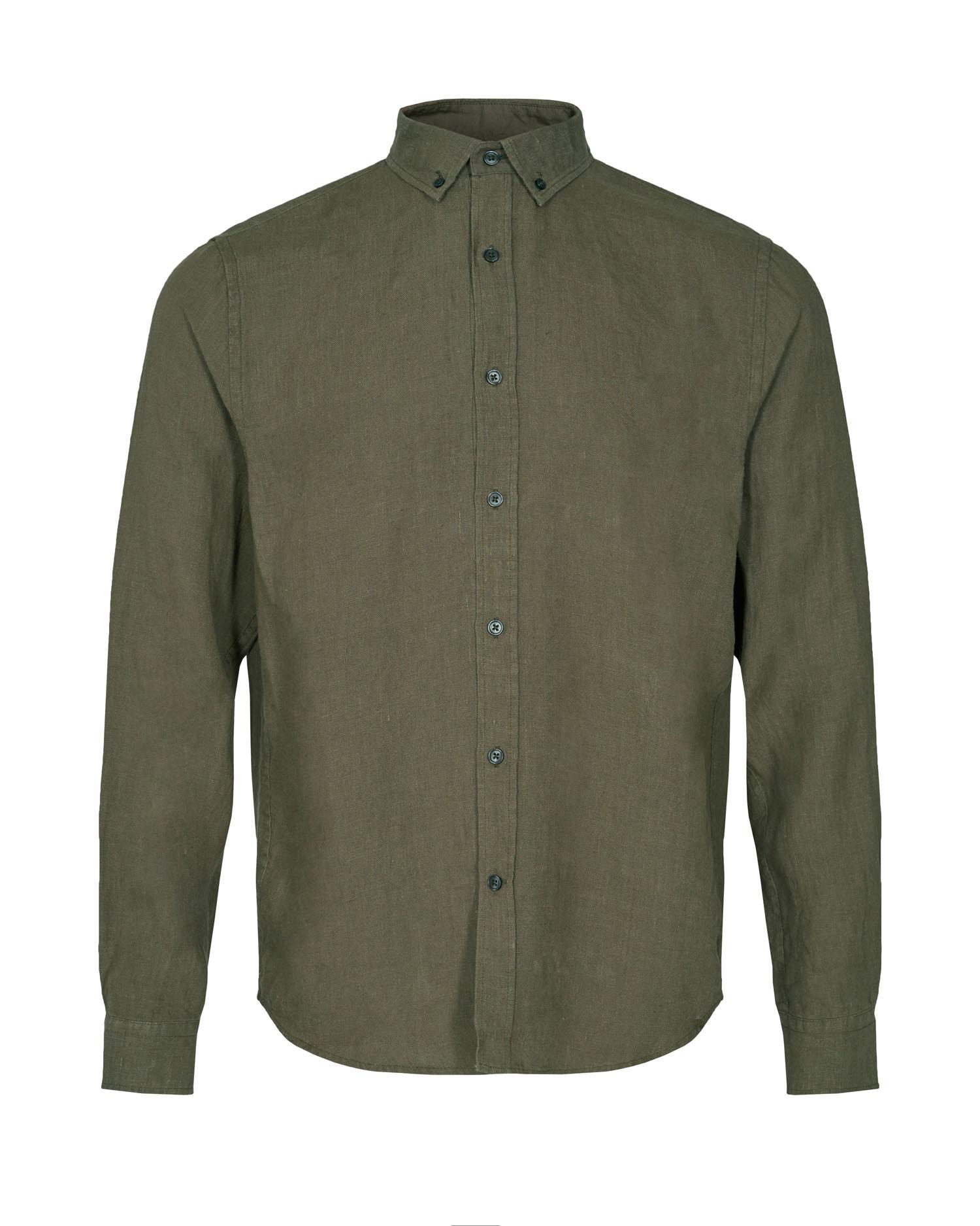 Theo Linen Shirt