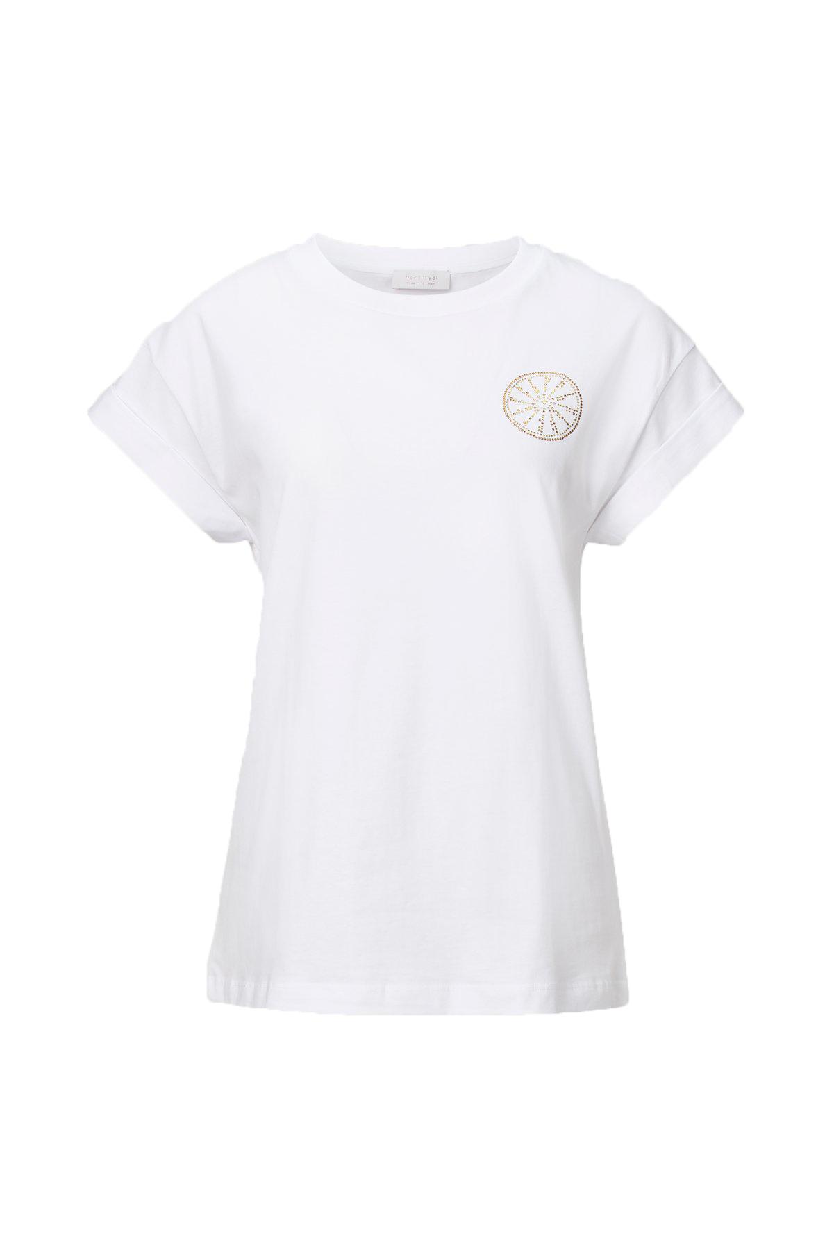 Boyfriend Sparkle Shirt
