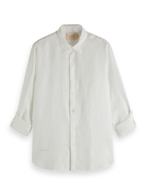 Classic Leinen Hemd