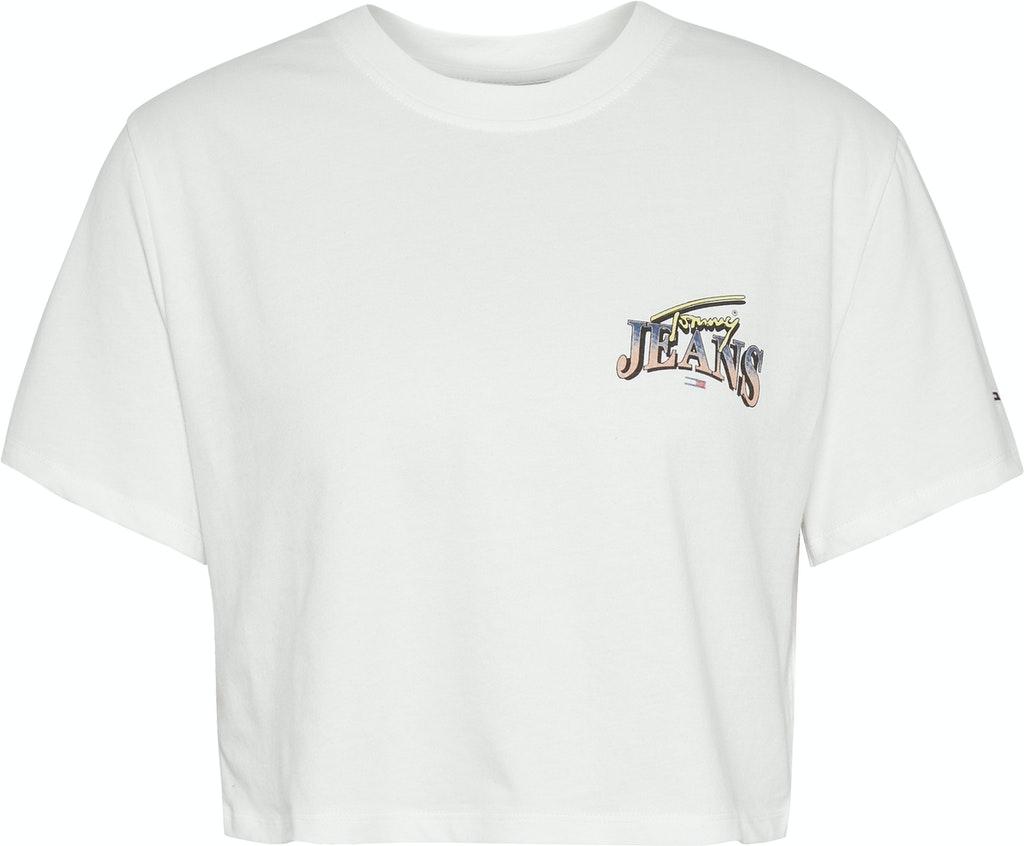 Super Crop Logo Shirt