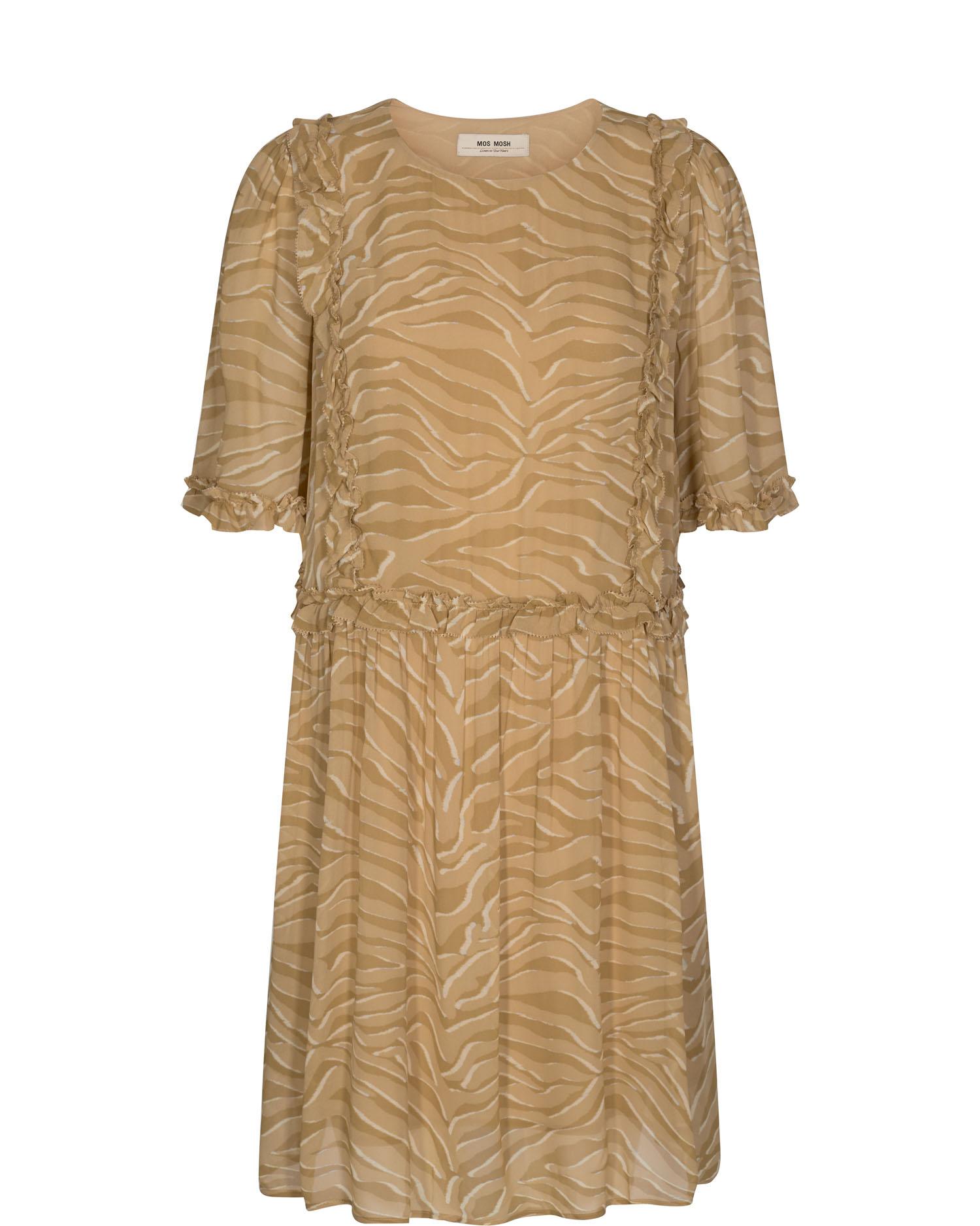 Malise Zebra Dress