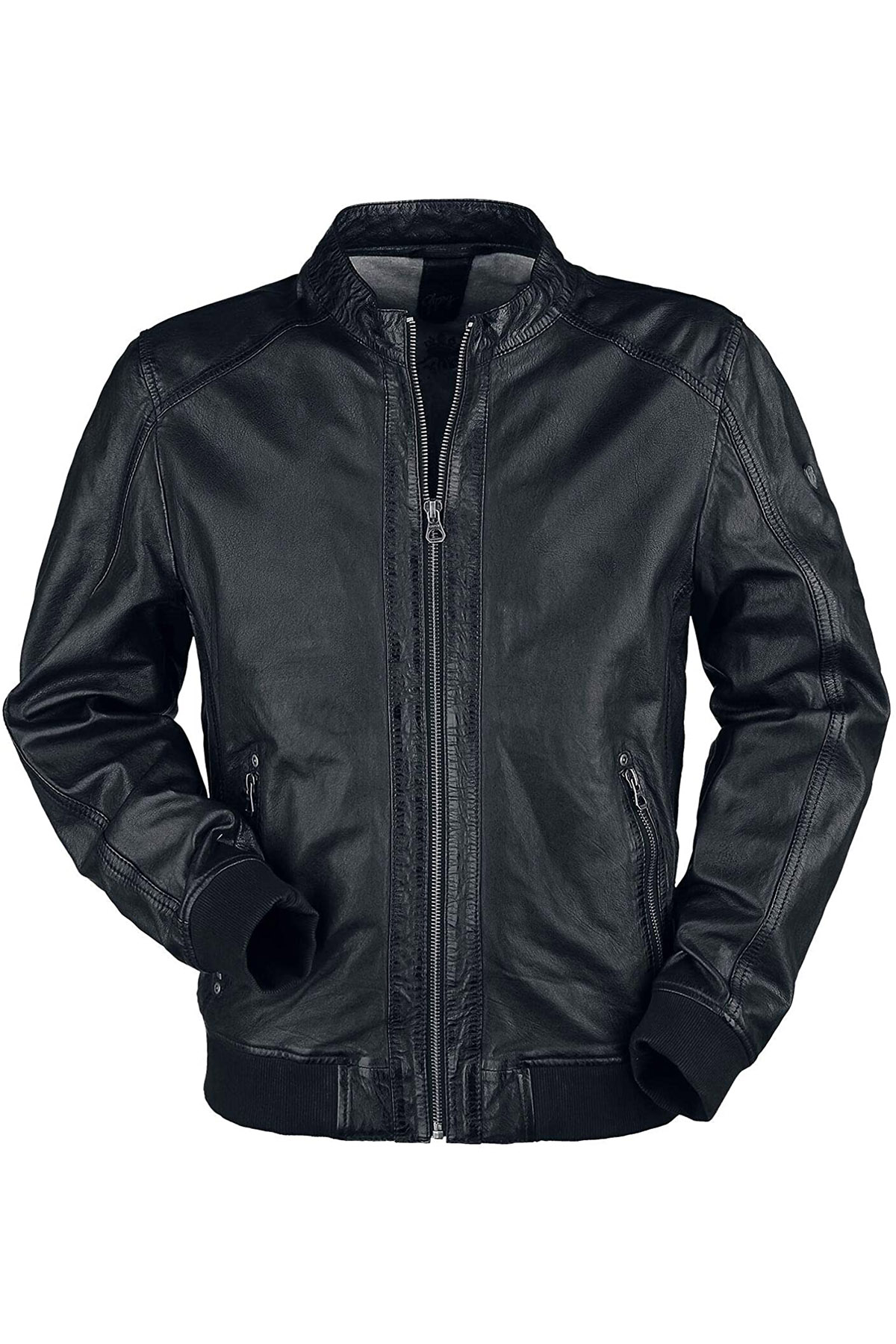 """Leather Jacket """"Grahan"""""""