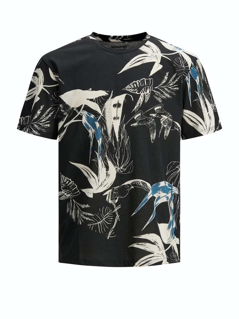 T-Shirt mit all-over-print