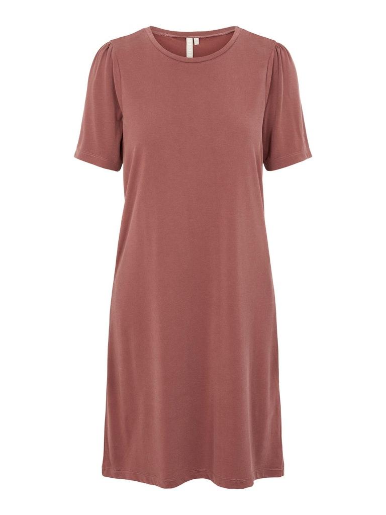 Kamala Dress mit Puffärmel