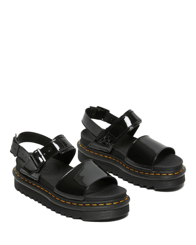 Voss Lack Sandale