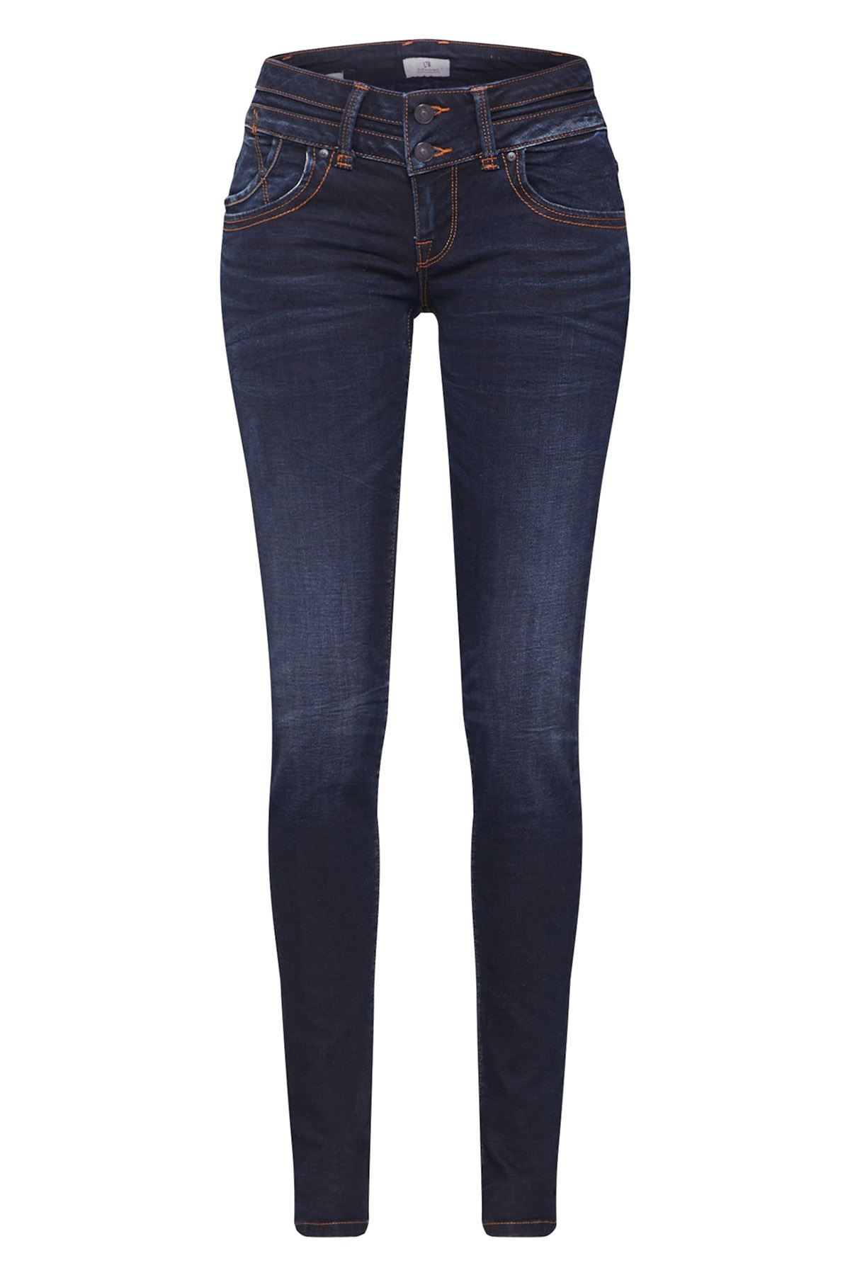"Skinny Fit Jeans ""Julita"" Alviela Wash"