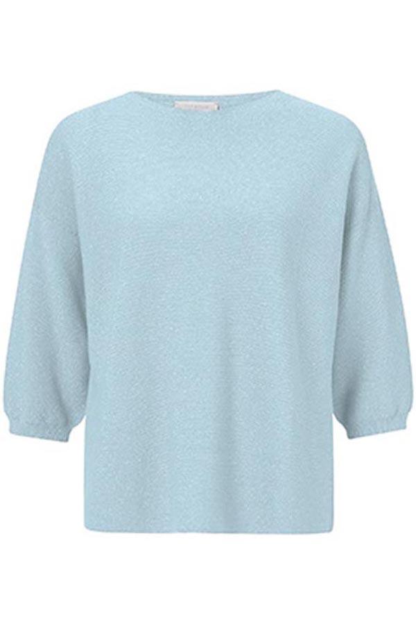 Pullover mit Lurex