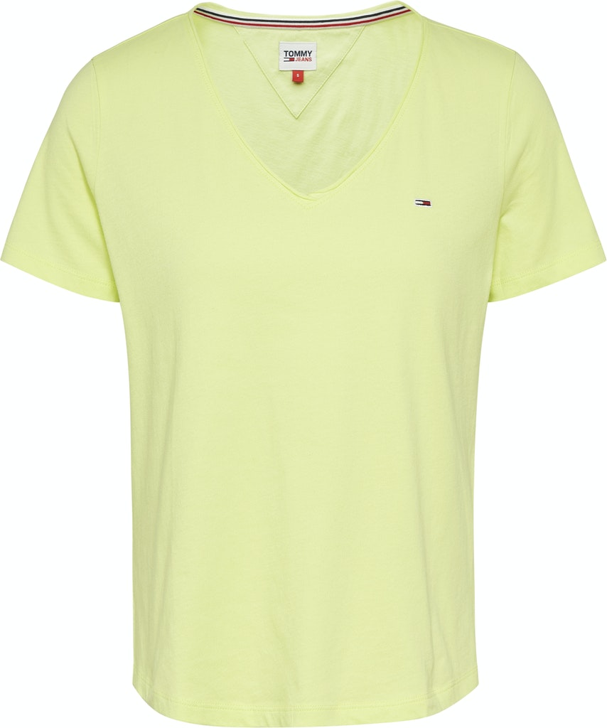 Slim Jersey V Neck Shirt