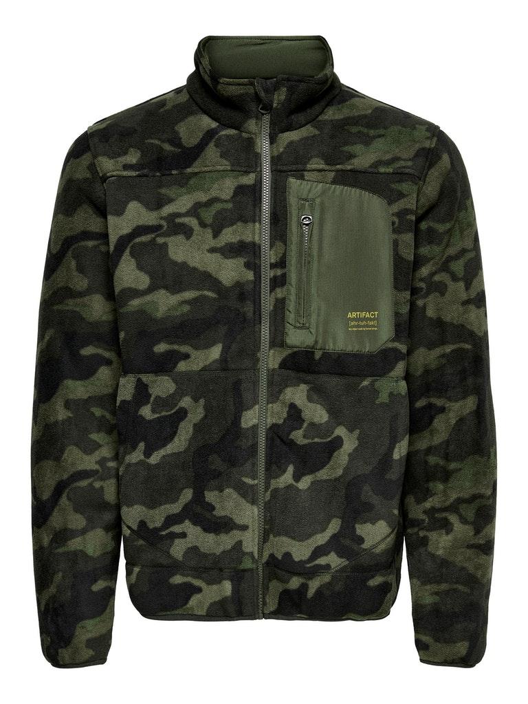 Shike Fleece Jacket