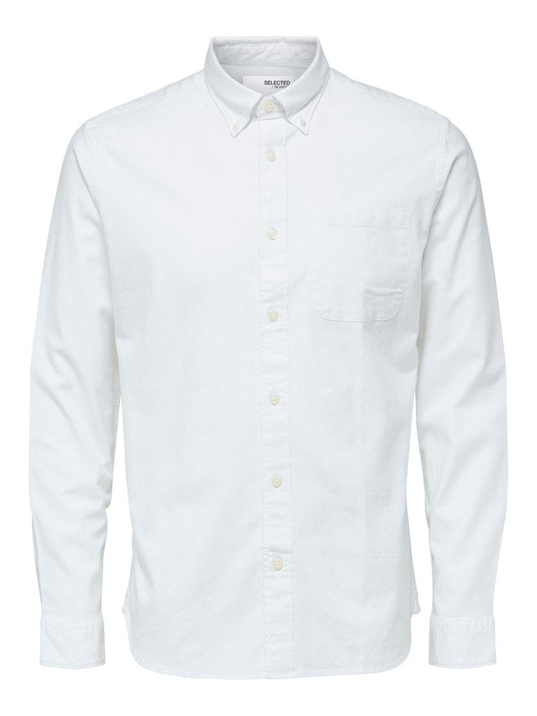 Strech Hemd aus Bio-Baumwolle
